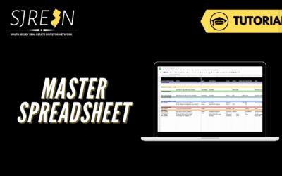 Master Spreadsheet