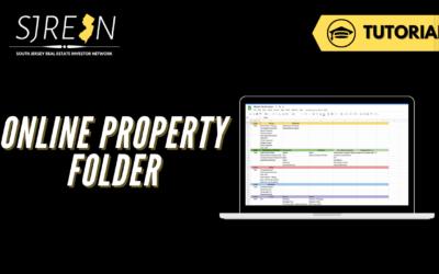 Online Property Folder