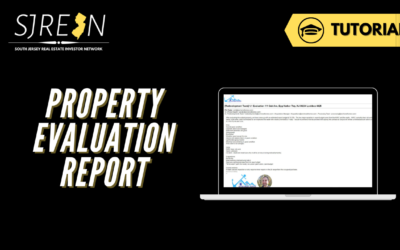 Property Evaluation Report