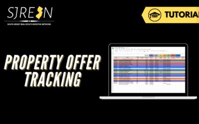 Property Offer Tracker