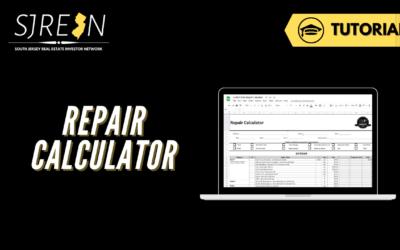 Repair Calculator