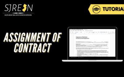 Assignment of Purchase & Sale Agreement