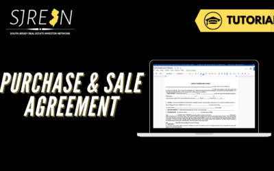 Purchase & Sale Agreement